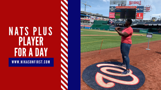 NATS Plus – Player For a Day